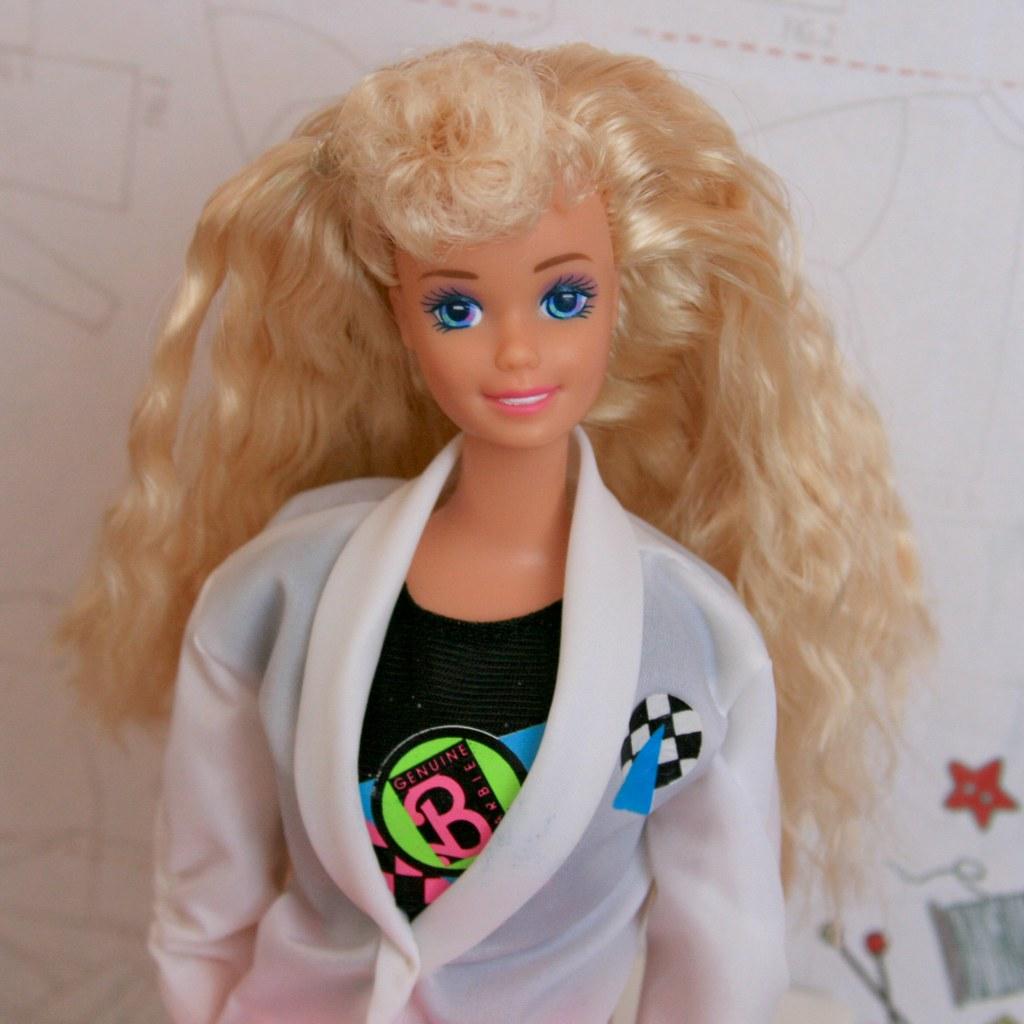 Image result for 1991 Friendship Barbie