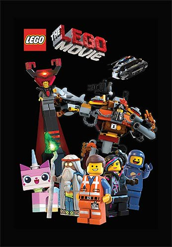 Lego Movie Toys : The lego movie ticket offer at toys r us stores