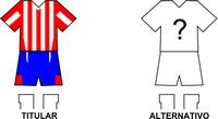 Uniforme Selección Vallemi de Fútbol