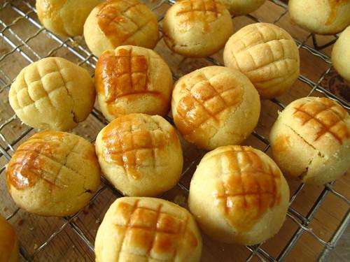 IMG_1431 凤梨酥球 - pineapple balls