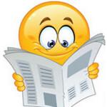 smilyguyreadingnewspaper