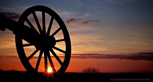 trees sunset sun wheel silhouette wagon spokes