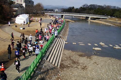 2014/02 京都マラソン2014 #07