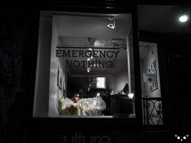Emergency Nothing.