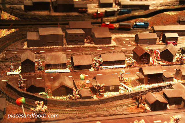 panny miniature chocolate city