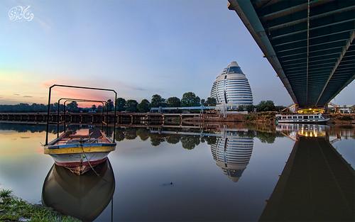 sunrise dawn sudan nile khartoum tuti the corinthiahotel tutiisland tutibridge burjalfateh hishamkarouri