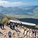 Snowdon Summit by Snowdonia Mountains & Coast