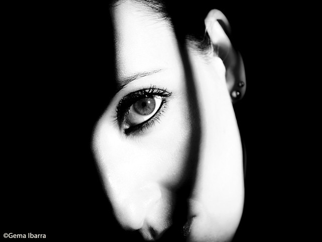Ojo / Eye b/n