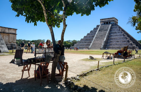 4 Must-See Mayan Ruins in the Yucatan Peninsula  - Chitchen Itza Mayan Ruins