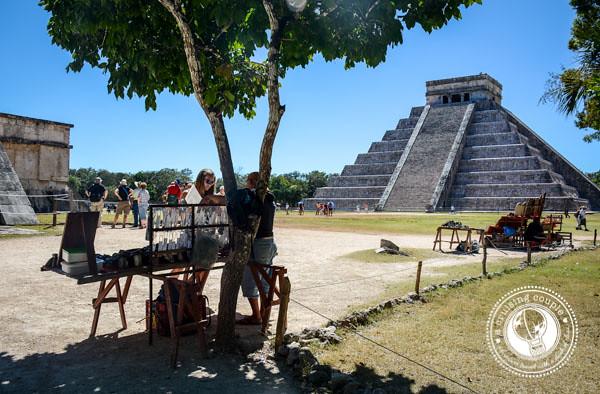 4 Must-See Mayan Ruins in the Yucatan Peninsula  - Chitchen Itza Mayan Ruins
