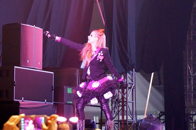 avril lavigne in concert - Malaysia - Rebecca Saw blog-002