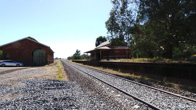 Station & Shed