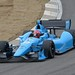 Simon Pagenaud on course during the 2014 Open Test at Barber Motorsports Park