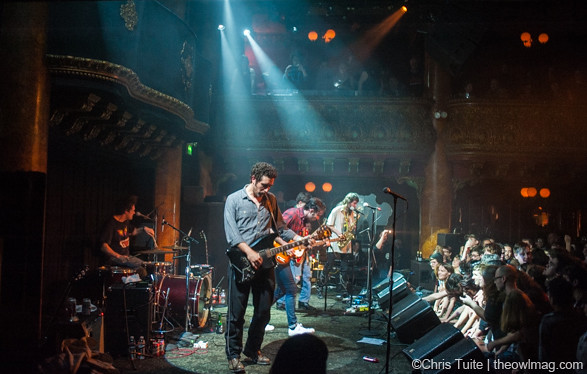 The Black Lips @ Great American Music Hall, SF 3/24/14
