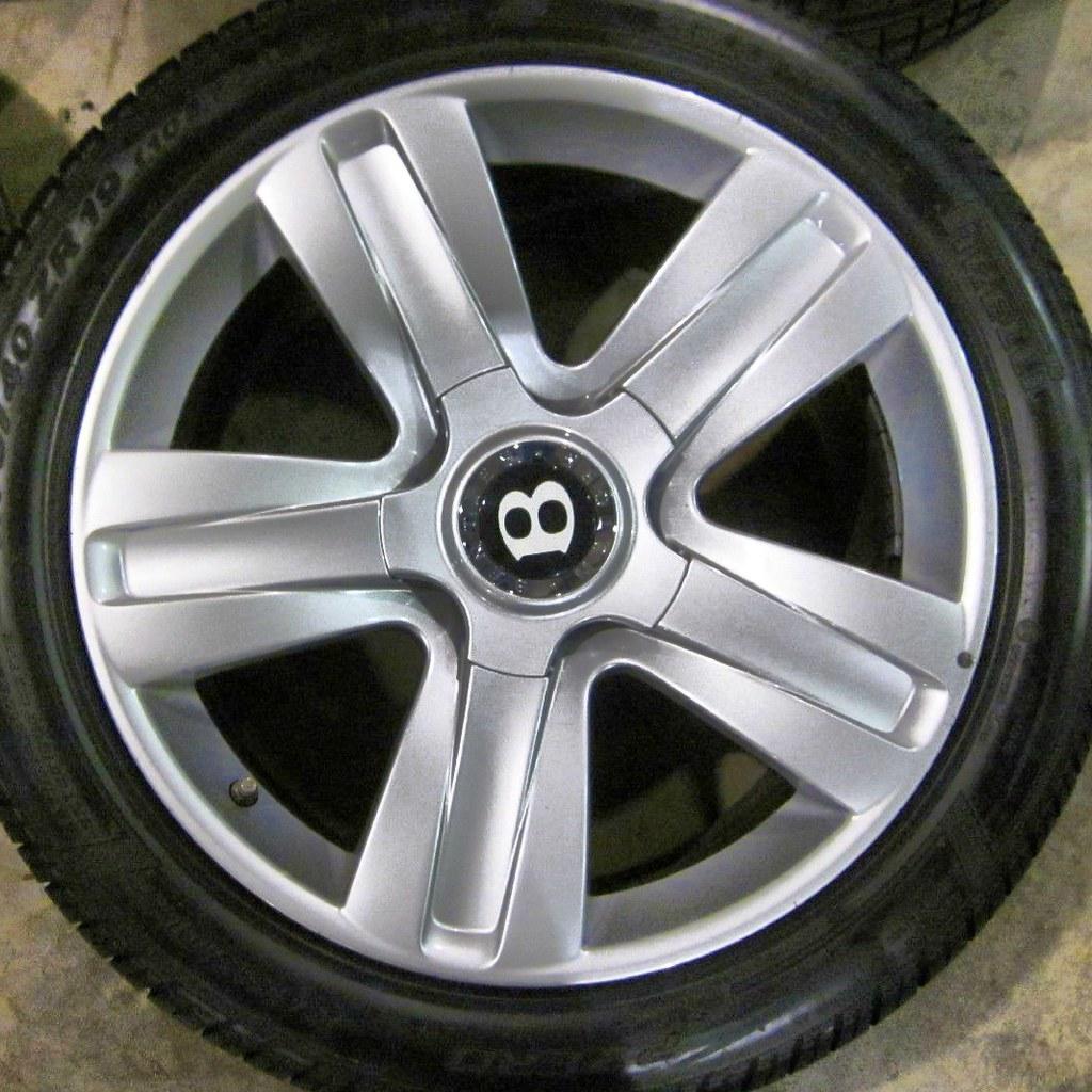 "FS/FT Bentley 19"" GTC Flying Spur Wheels"