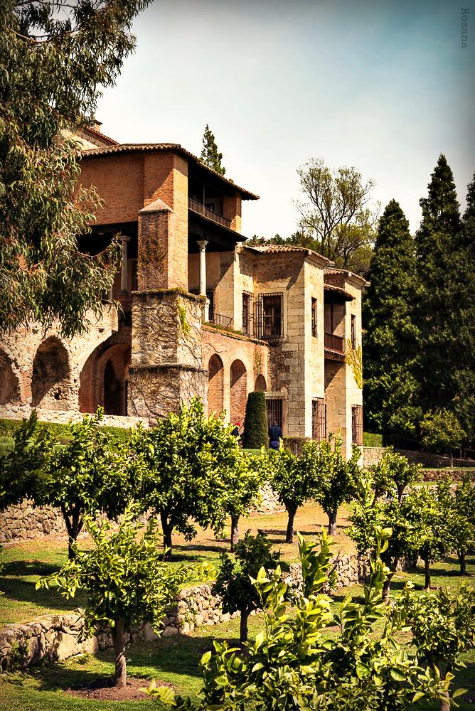 Monasterio de yuste comarca de la vera c ceres flickr for La vera caceres