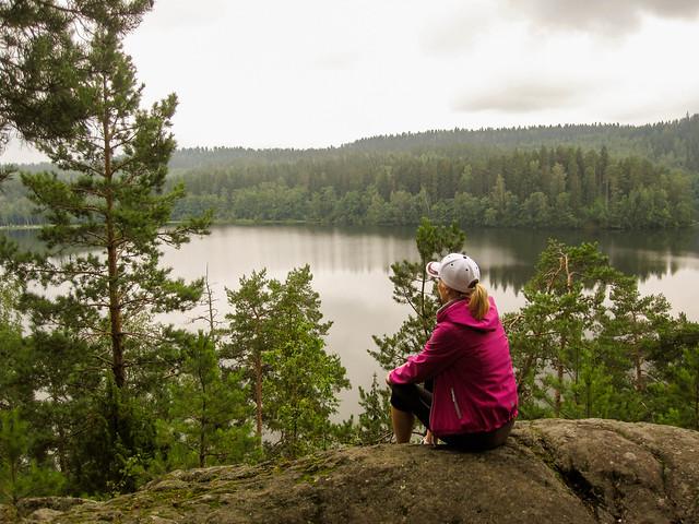 Aulangonjärven polku, Hämeenlinna, 5,8 km