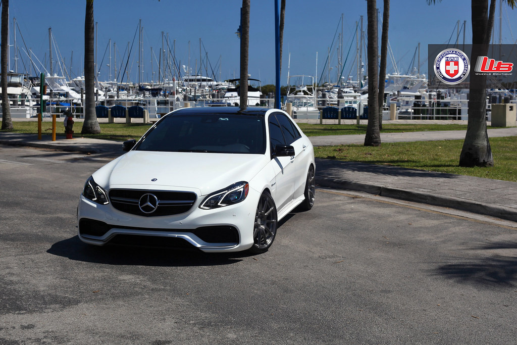 E63 S Wagon Lowered on HRE 305 Classics - MBWorld org Forums