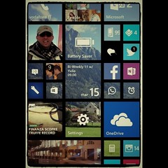 Love my #lumia920 with Windows Phone 8.1 ! #wp81 #tiles #6tag