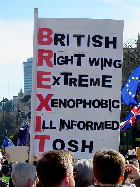 Brexit alphabet