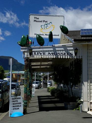 The Mussel Pot Restaurant