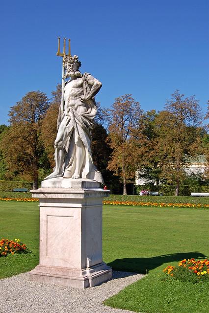München - Schloss Nymphenburg (16) - Schlosspark