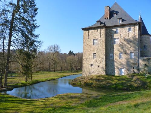 Le château de Somal