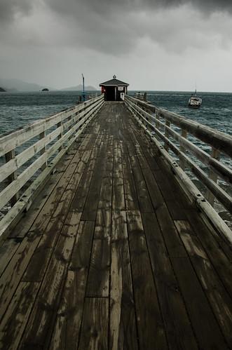 French Pass Wharf