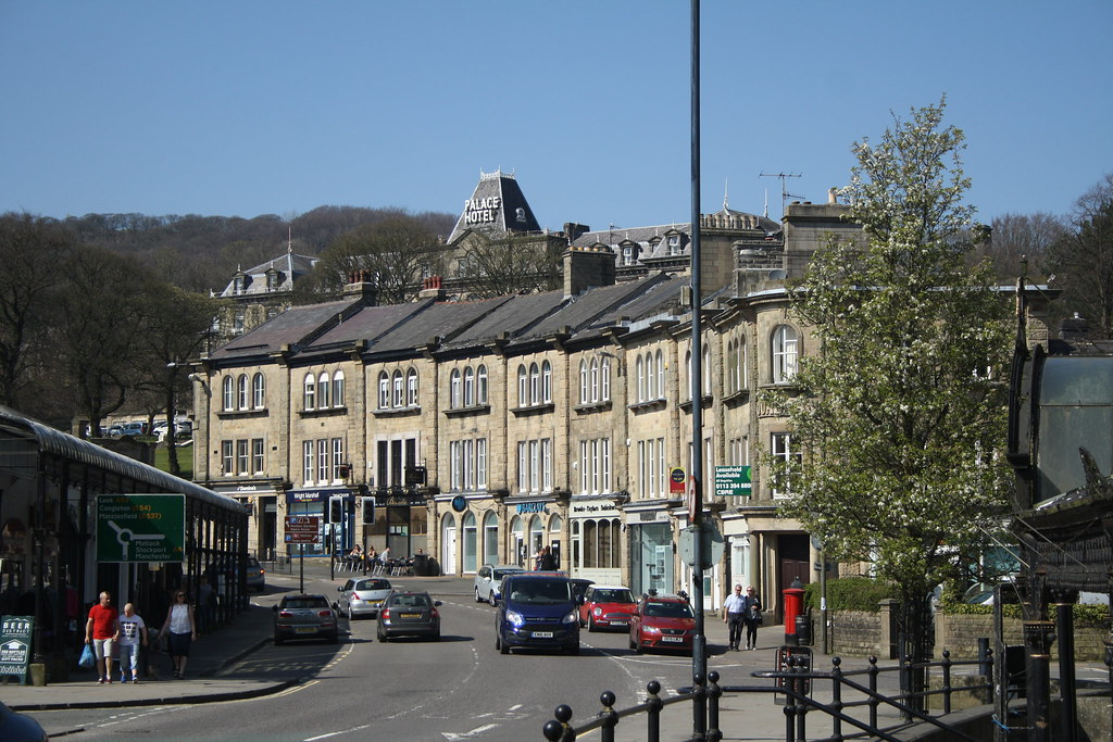 Spa Hotels North West England