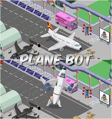 Plane Bot ✈️