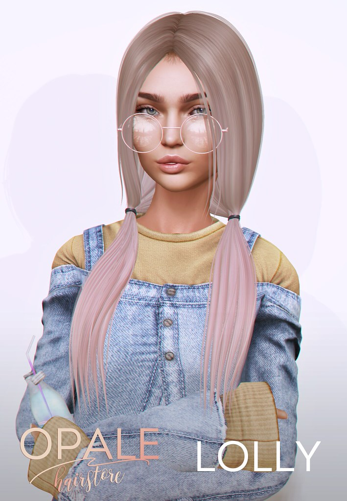 Opale . Lolly Hair @ THE SECRET HIDEOUT Event May 2017 - SecondLifeHub.com