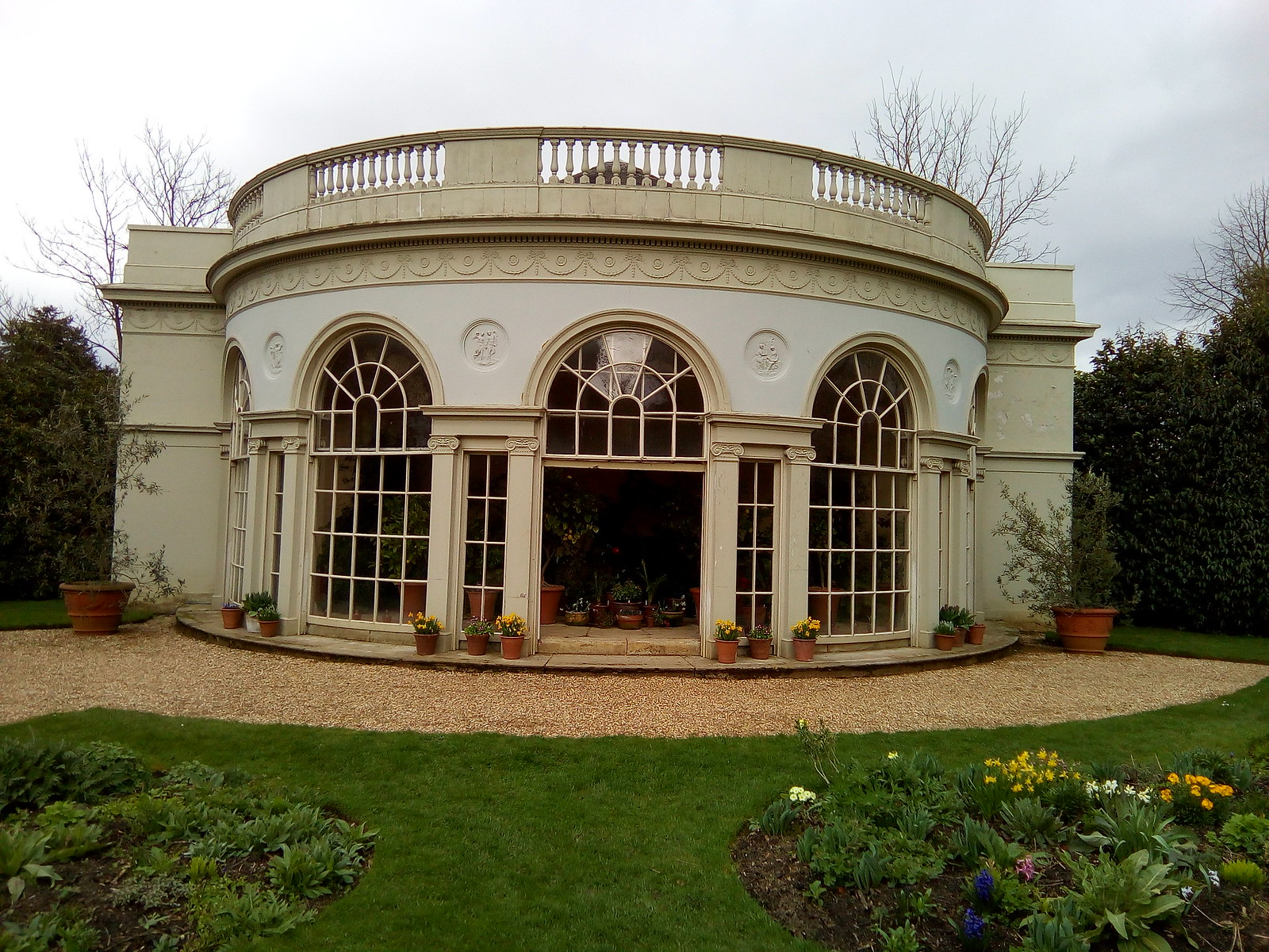 Osterley Park Garden house