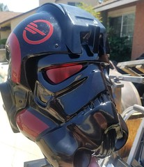 Happy #501st day !! Check out what @gasmonkey13 is doing over at the @jawachopshop !!! #INFERNOSQUAD.  ______    #501stlegion #Legion #StarWars #Battlefront2 #Inferno #TieFighter #SpecialForces #ImperialNavy #Lucasfilm #PS4 #PC #gaming #newcostume #baddas
