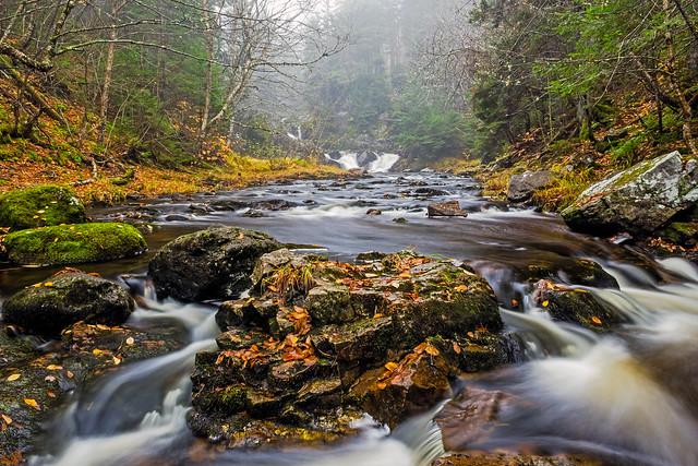 Ratcliffe Falls (NB Canada)