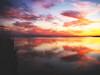 Sonnenuntergang in McPomm