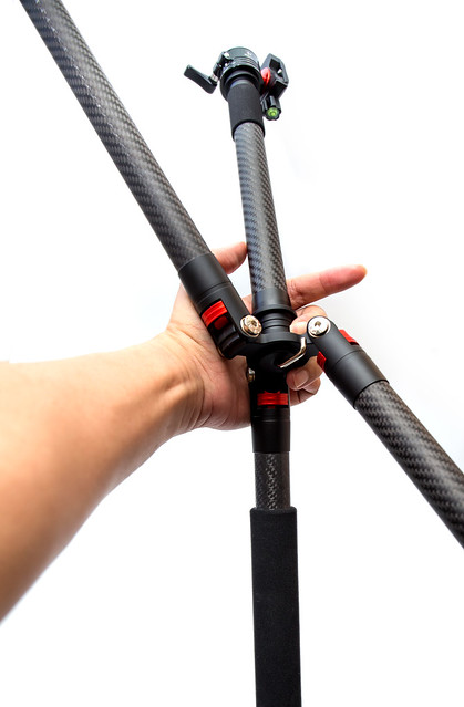 四千有找!Marsace 瑪瑟士 C15i 碳纖維輕巧攜帶腳架 (龍紋版) @3C 達人廖阿輝