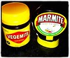 #marmite vs #vegemite ? There can only be 1 #winner. Sorry dearest #aussies, the #brits have totally nailed it! @marmite @vegemite #tastetest #foodlovers #yeast  #foodies #foodism #instalove #instalike #oz #uk #australian #british #food