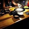Makanan Korea yang bikin lupa kalau seharusnya pantang daging.  #korean #food #bandung #indonesia #NonGaussianContrast #PakeFilterTapiKontrasMahTetapGagal #MiripOncom #Brexit #4G #LTE #SistemKuotaIndonesia #StHall #Viaduct