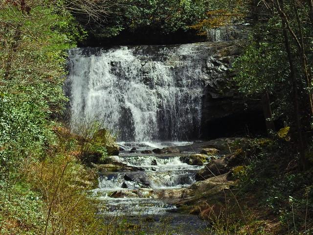 1351ex2 Meigs Falls after spring rains