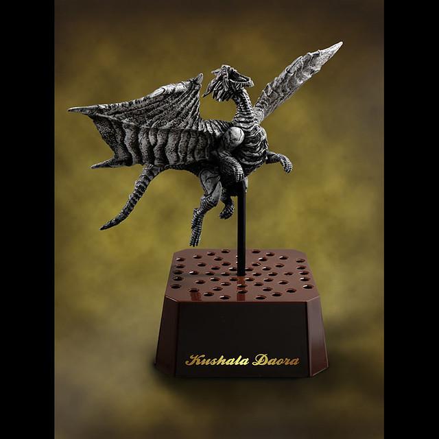 古龍種大集合! CFB《魔物獵人》石像盒玩 第二彈 モンスターハンター ストーンモデル Vol.2