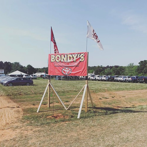 It's starting to fill up... The Army Aviation Center Federal Credit Union (@aacfcu) sale in #enterprisealabama #bondystoyota #jonathansewellsells