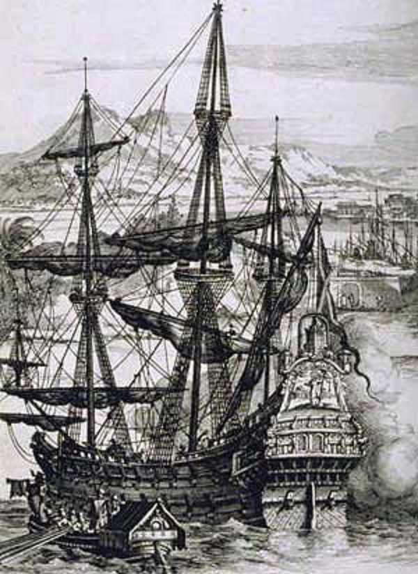 Spanish_Galleon Havana