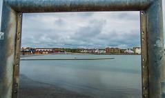 West Kirby marina.