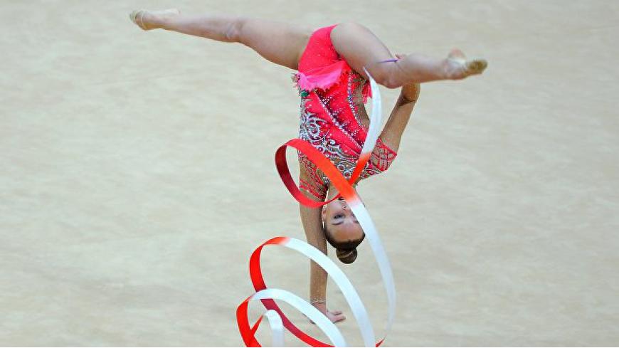 Чемпионат России (индивидуальная программа) художественная гимнастика