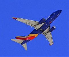 43017-05, S,W. Airlines Boeing 737