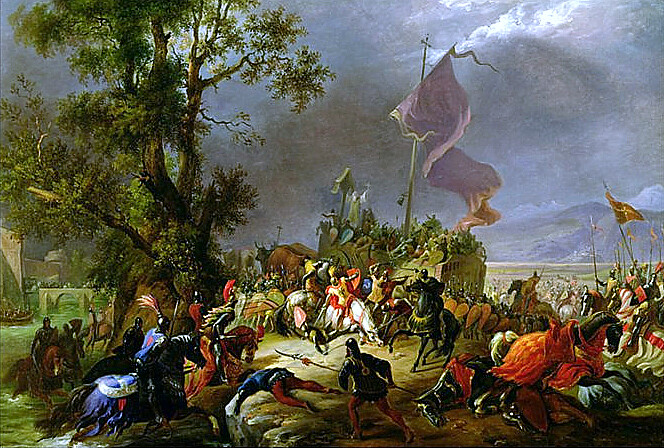 The Battle of Legnano, by Massimo d'Azeglio