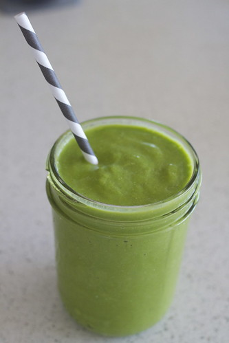 Whole Foods Glowing Green Smoothie