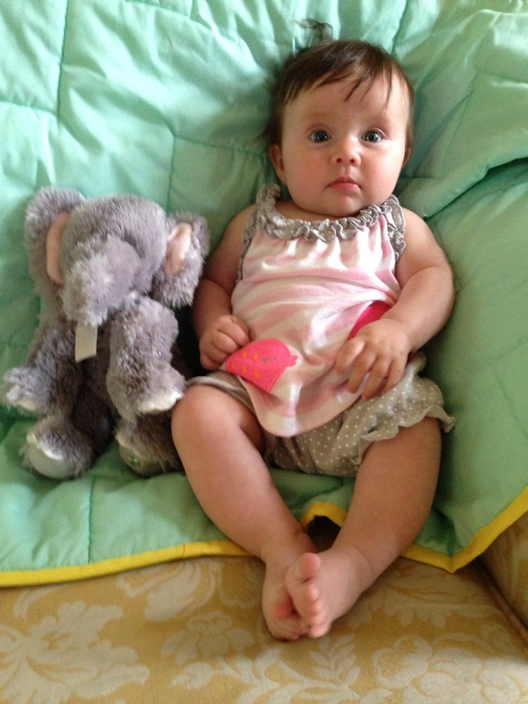 London at 3 months