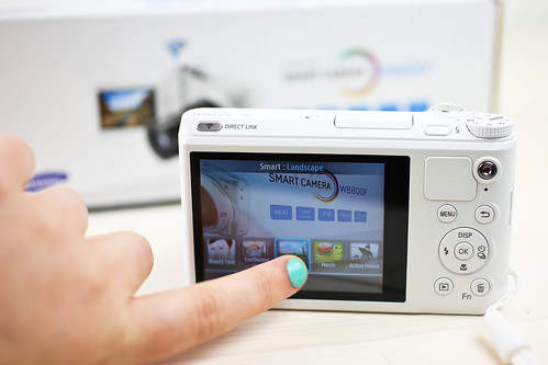 Samsung WB800F Camera