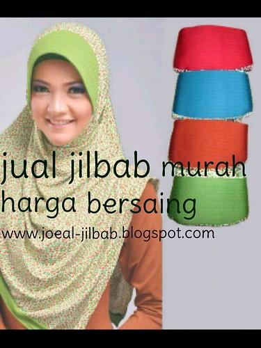 Zahra Shop adalah salah satu online shop yang menjual berbagai macam model jilbab. Kami mencoba menghadirkan beberapa merk jilbab ternama dengan harga terjangkau (lebih murah dari harga pasarannya).  Kalau nggak percaya, bisa cek ke situs resmi Elzatta - nya atau cek toko sebelah ;-)